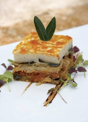 The Great Seafood Mousaka